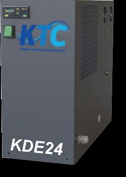 kompresory śrubowe KTC